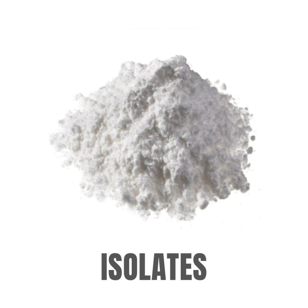 isolates